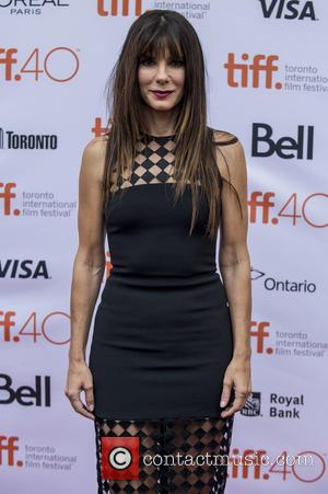 Sandra Bullock - 40th Toronto International Film Festival - 'Our Brand Is Crisis' - Premiere - Toronto, Canada - Saturday...