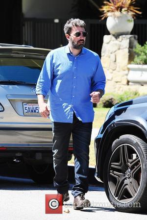 Ben Affleck - Ben Affleck and Jennifer Garner take their three children to the Farmer's Market in Brentwood at Brentwood...