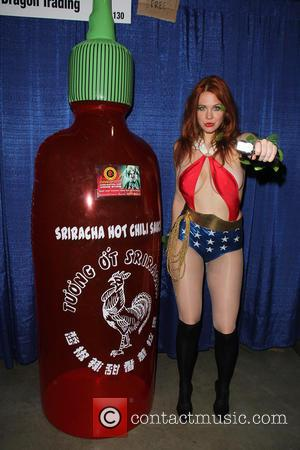 Maitland Ward - Long Beach Comic Con held at Long Beach Convention Center - Day 2 at Long Beach Convention...