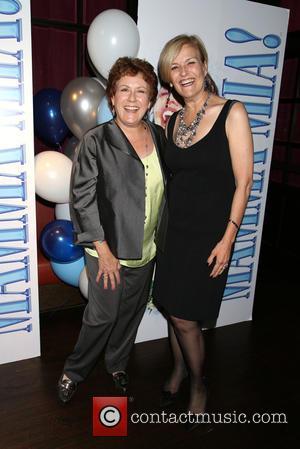 Judy Kaye , Karen Mason - Closing night party for the Broadway musical Mamma Mia held at Urbo restaurant -...