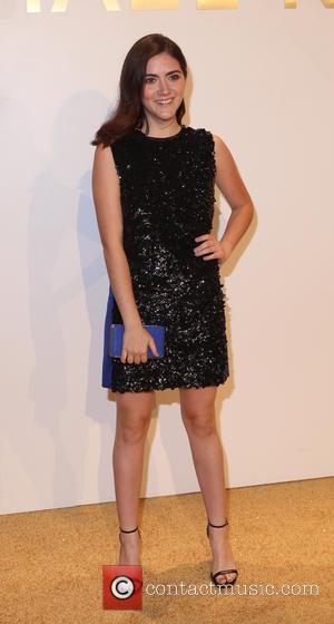 Isabelle Fuhrman - Estee Lauder launch the Michael Kors Gold Collection Fragrance held at The Top of The Standard -...