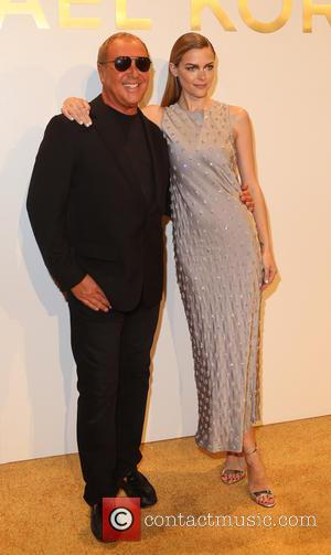 Michael Kors and Jaime King