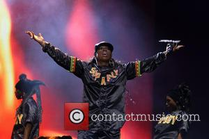 Missy Elliot - Bestival 2015 - Day 4 - Performances and Atmosphere at Robin Hill Country Park, Bestival - Isle...