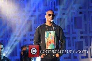 T.I. - 2015 Triumph Awards presented by National Action Network and TV One - Atlanta, Georgia, United States - Sunday...
