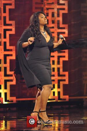 Jazmine Sullivan - 2015 Triumph Awards presented by National Action Network and TV One - Atlanta, Georgia, United States -...