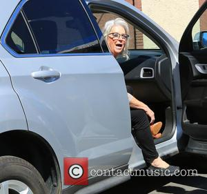 Paula Deen - Celebrities attend 'Dancing With The Stars' rehearsals at DWTS rehearsal studio - Los Angeles, California, United States...
