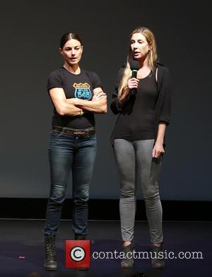 Traci Dinwiddie and Yvonne Jung