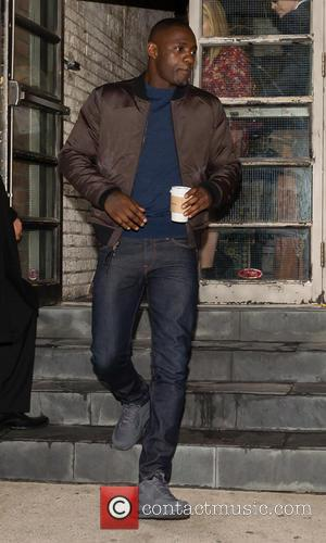 Idris Elba - 2015 Toronto International Film Festival (TIFF) - Celebrity Sightings at STORYS - Toronto, Canada - Sunday 13th...