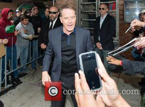 Bryan Cranston - 2015 Toronto International Film Festival (TIFF) - Celebrity Sightings at STORYS - Toronto, Canada - Sunday 13th...