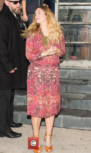 Drew Barrymore - 2015 Toronto International Film Festival (TIFF) - Celebrity Sightings at STORYS - Toronto, Canada - Sunday 13th...