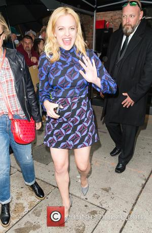Elisabeth Moss - 2015 Toronto International Film Festival (TIFF) - Celebrity Sightings at STORYS - Toronto, Canada - Sunday 13th...