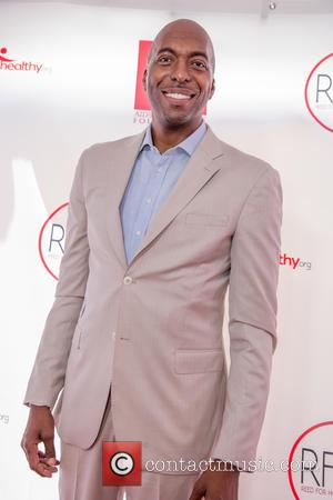 John Salley - Robi Reed's 13th Annual Sunshine Beyond Summer - Red Carpet Arrivals at Private Estate - Woodland Hills,...