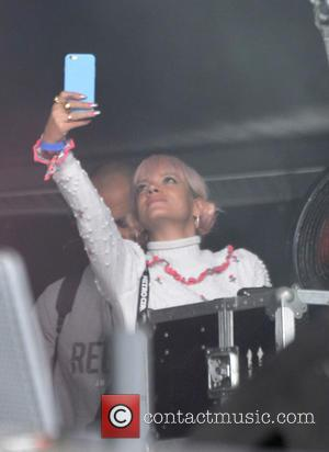 Lily Allen - Bestival 2015 - Day 4 - Performances and Atmosphere at Robin Hill, Bestival - Isle Of Wight,...