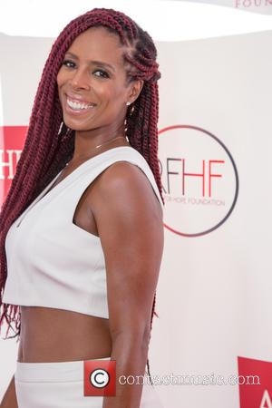 Tasha Smith - The day party with a purpose. Benefiting the Red for Hope Foundation at Private Estate - Woodland...