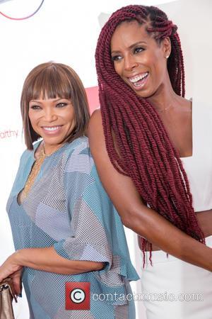 Tisha Campbell and Tasha Smith