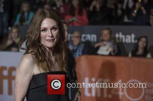 Julianne Moore Launches Gun Control Campaign