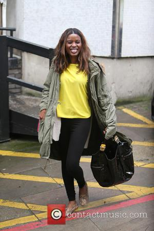 June Sarpong - June Sarpong outside ITV Studios - London, United Kingdom - Monday 14th September 2015