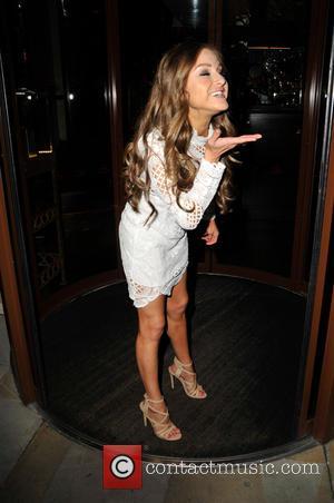 Nikki Grahame - Nikki for JYY.London - Launch Party at Sanctum Soho - Arrivals at Sanctum Hotel Warwick Street -...