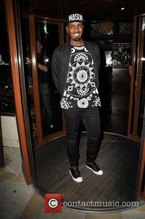 Mason Smillie - Nikki for JYY.London - Launch Party at Sanctum Soho - Arrivals at Sanctum Hotel Warwick Street -...