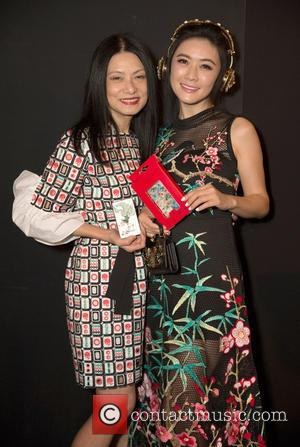 Vivienne Tam and Tian Hai Rong