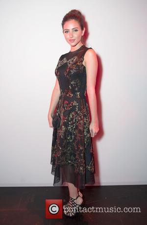 Ryan Newman - New York Fashion Week Spring/Summer 2016 - Vivienne Tam - Front Row at New York Fashion Week...