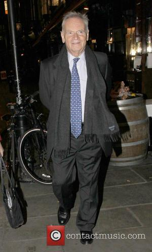Jeffrey Archer - Photograph 51 press night held at the Noel Coward Theatre - London, United Kingdom - Monday 14th...