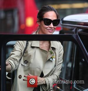 Myleene Klass - Myleene Klass out and about in London - London, United Kingdom - Monday 14th September 2015