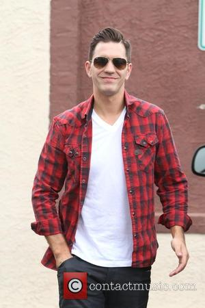 Andy Grammer - Cast members at Dancing with the Stars -  Season 21 rehearsals after the first show -...