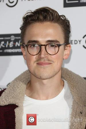 Tom Fletcher - Launch of Comedy Central's FriendsFest at the Boiler House - Arrivals - London, United Kingdom - Tuesday...