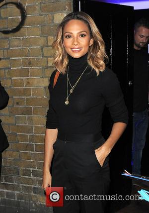 Alesha Dixon - Celebrities attend Comedy Central's FriendsFest - launch party at The Boiler House, Brick Lane. London. UK -...