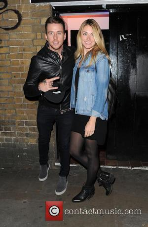 Danny Jones - Celebrities attend Comedy Central's FriendsFest - launch party at The Boiler House, Brick Lane. London. UK -...