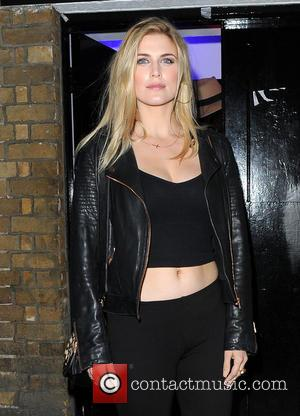 Ashley James - Celebrities attend Comedy Central's FriendsFest - launch party at The Boiler House, Brick Lane. London. UK -...