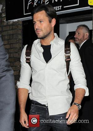 Mark Wright - Celebrities attend Comedy Central's FriendsFest - launch party at The Boiler House, Brick Lane. London. UK -...