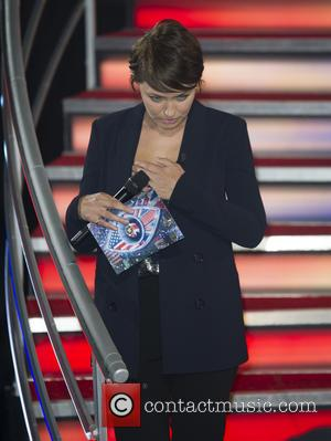 emma willis - Gail Porter is evicted from the celebrity big brother house - London, United Kingdom - Tuesday 15th...