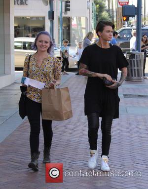 Ruby Rose - Orange is the New Black breakout star Ruby Rose  out and about in Beverly Hills at...