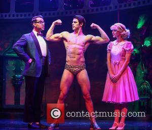 Rocky, Ben Forster, Dominic Anderson and Haley Flaherty