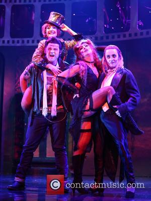 Richard Meek, Sophie Linder-Lee, Hannah Malekzad , Kristian Lavercombe - Photocall for the latest London production of 'The Rocky Horror...