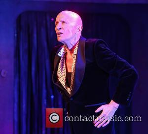 Richard O'Brien - Photocall for the latest London production of 'The Rocky Horror Picture Show' at The Playhouse - London,...