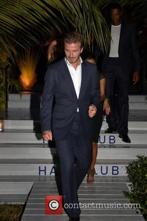 David Beckham - The event series which began in the heart of London last March at the Wellington Arch will...