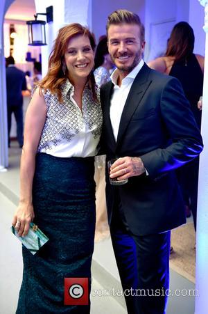 Kate Walsh , David Beckham - The event series which began in the heart of London last March at the...