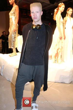 Shaun Ross - NYFW - Alice and Olivia By Stacey Bendet Presentation - New York, New York, United States -...