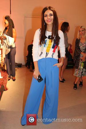 Victoria Justice - NYFW - Alice and Olivia By Stacey Bendet Presentation - New York, New York, United States -...