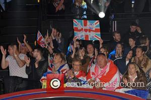 Fans - Celebrity Big Brother - Eviction night at Elstree Studios, Celebrity Big Brother - London, United Kingdom - Tuesday...