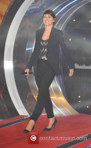 Emma Willis - Celebrity Big Brother - Eviction night at Elstree Studios, Celebrity Big Brother - London, United Kingdom -...