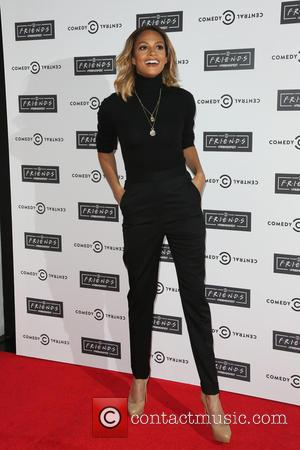 Alesha Dixon - Launch of Comedy Central's FriendsFest at the Boiler House - Arrivals - London, United Kingdom - Tuesday...