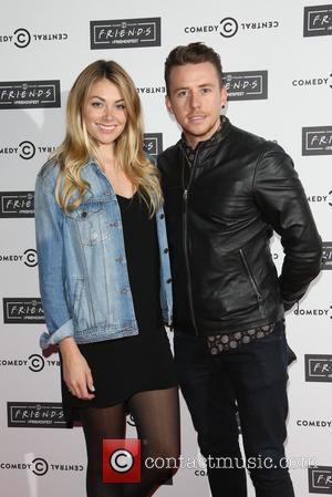 Danny Jones , Georgia Jones - Launch of Comedy Central's FriendsFest at the Boiler House - Arrivals - London, United...