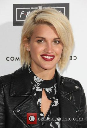 Ashley Roberts - Launch of Comedy Central's FriendsFest at the Boiler House - Arrivals - London, United Kingdom - Tuesday...