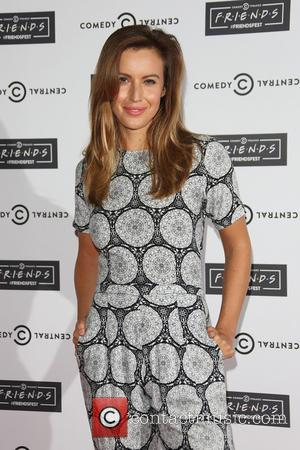 Charlie Webster - Launch of Comedy Central's FriendsFest at the Boiler House - Arrivals - London, United Kingdom - Tuesday...