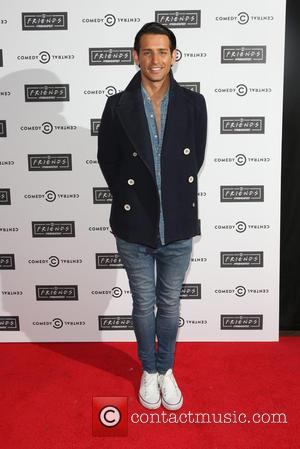 Ollie Locke - Launch of Comedy Central's FriendsFest at the Boiler House - Arrivals - London, United Kingdom - Tuesday...