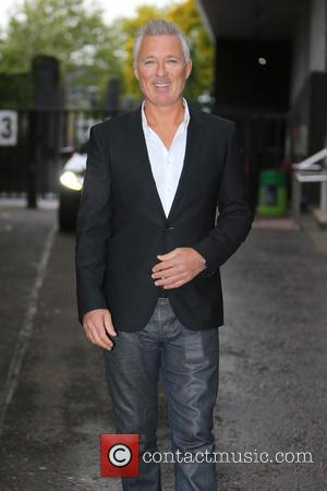 Martin Kemp - Martin Kemp outside ITV Studios - London, United Kingdom - Tuesday 15th September 2015